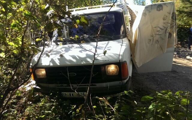 Çayırbağı'nda şok : Araçta ölü bulundu
