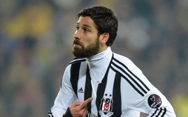 Beşiktaş'lı futbolcu Trabzon yolunda