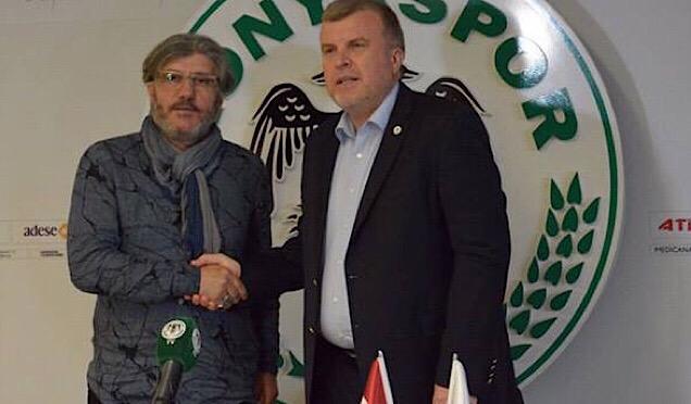 Akçay Konyaspor'la anlaştı