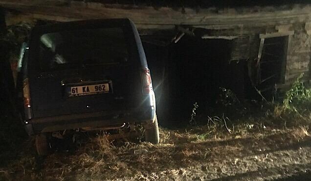 Doğanköy'de trafik kazası Haberi