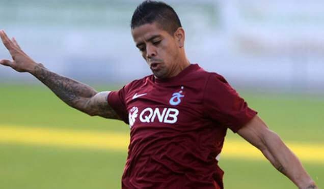 Trabzonspor Luis Ibanez ile görüşmelere başladı Galerisi