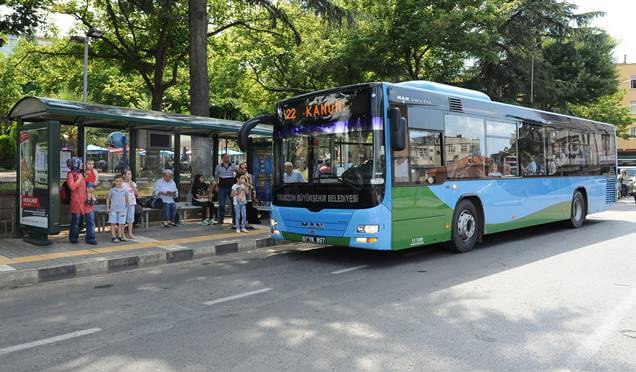 Otobüs ücretleri 4 yıl aradan sonra ilk kez güncellendi Haberi