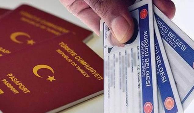 Pasaport ve ehliyette yeni dönem! Haberi