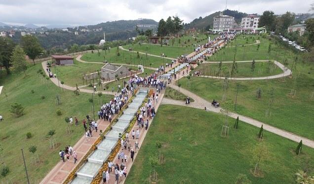 Trabzon Botanik açıldı Haberi